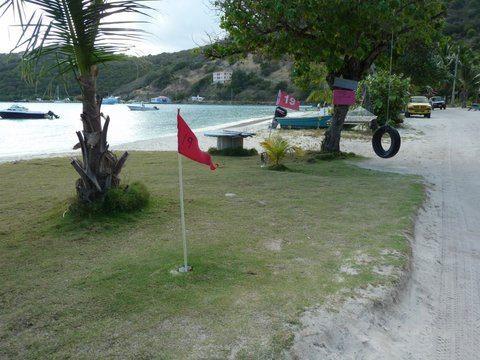 Golf Course Great Harbor Jost Van Dyke BVI