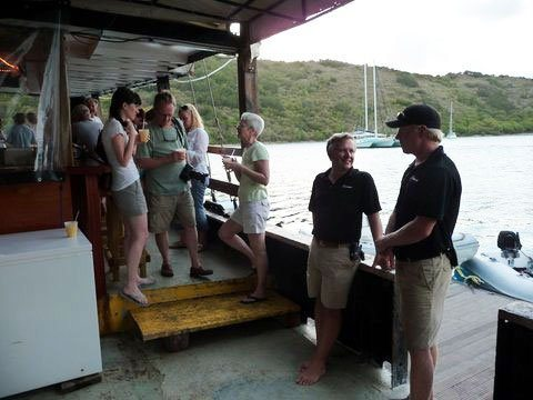 BVI Yacht Charter to the Willy T